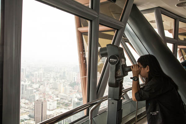 observation deck kl tower