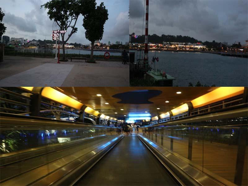 jembatan vivo city universal studios