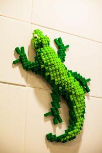 lego cicak legoland
