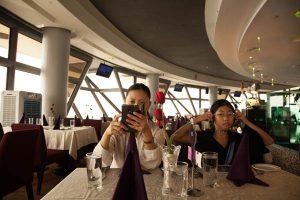 restaurant kl tower