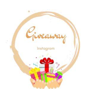 meningkatkan follower instagram dengan giveaway