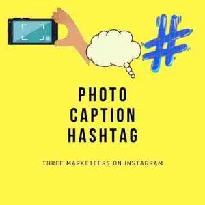 photo caption hashtag on instagram