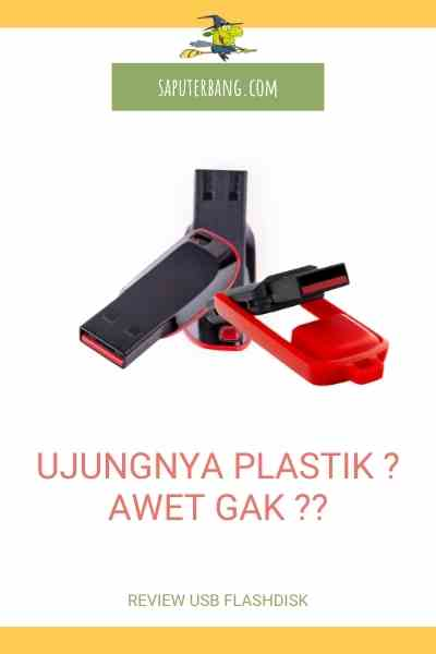 usb flashdisk ujung plastik